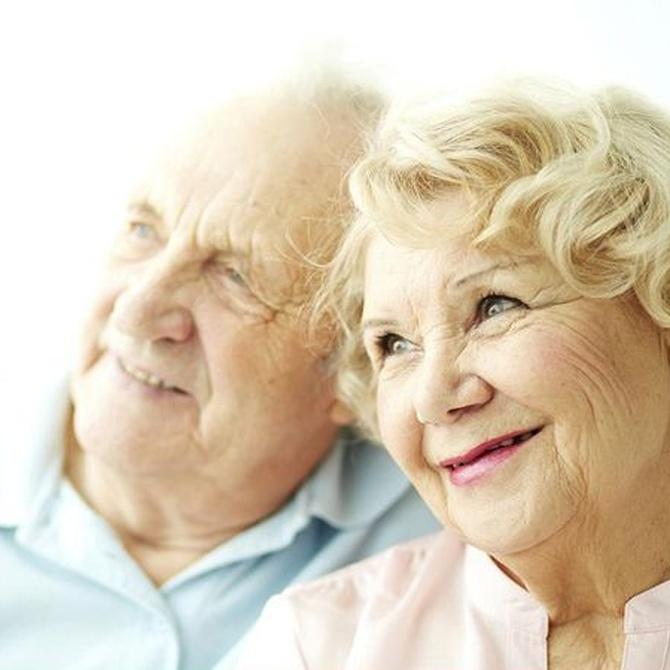¿Cómo debe ser una casa para los mayores?