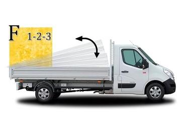 Renault Master / Iveco (volquete)