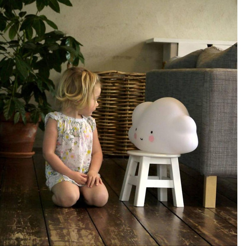 Gran Luz Cloud White A Little Lovely Company: Productos de Mister Baby