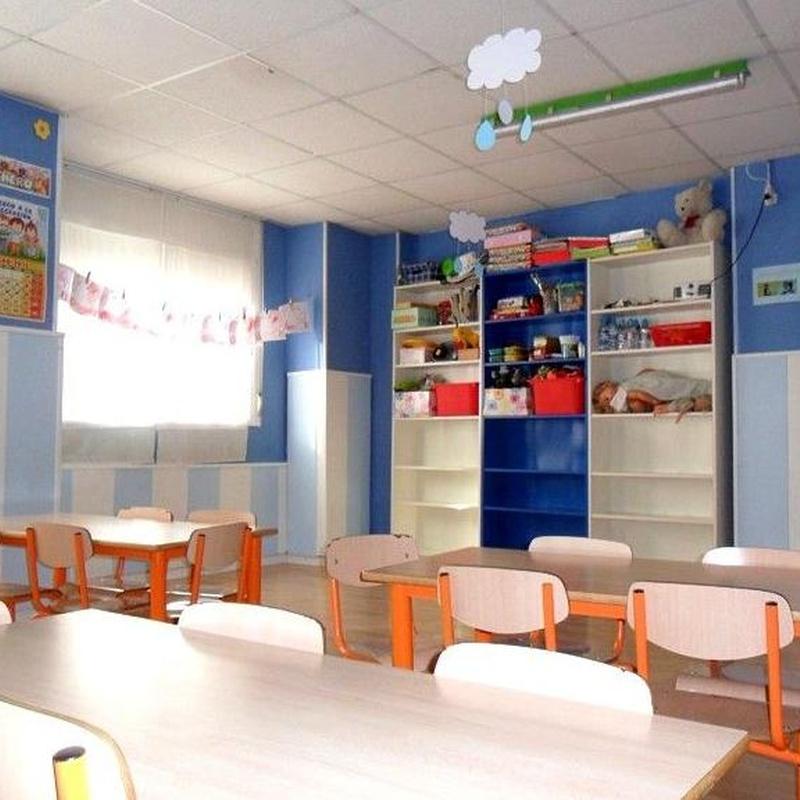 Comedor: Servicios de Baby Alcalá