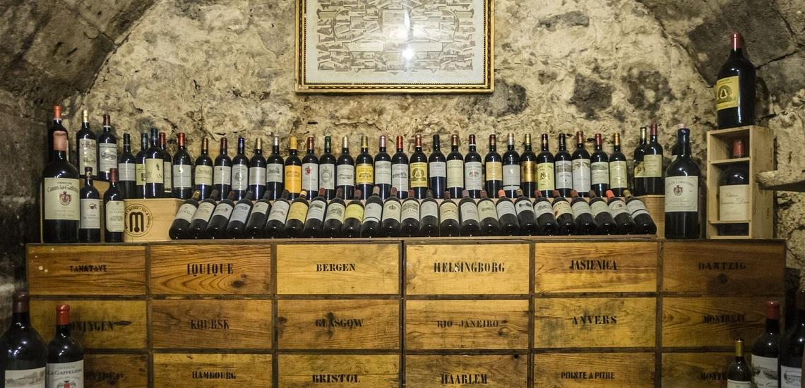 Tienda con la mejor selección de vinos y licores en Bilbao