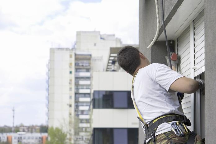 Instalación y reparación de persianas: Servicios de Silva Multiservicios