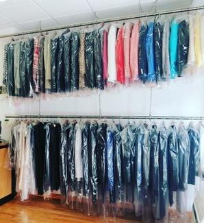 Tintorería para limpieza de chaquetas en Albacete
