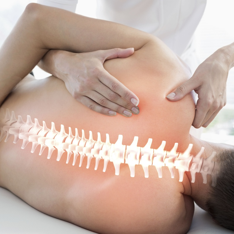 Osteopatía holística: Terapias de Saüc Salut