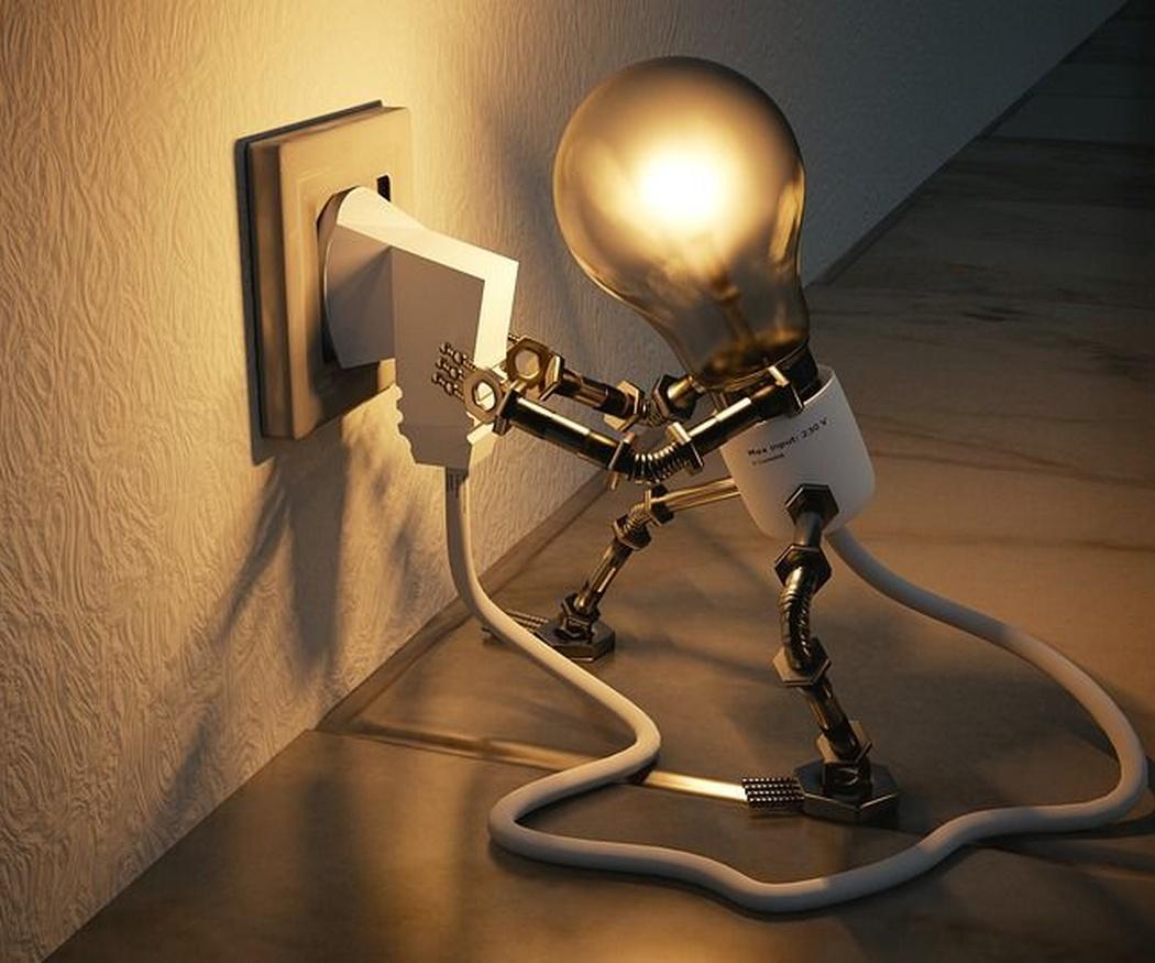 La electricidad es un gran aliado
