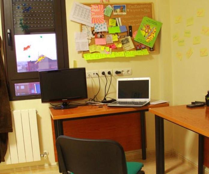 Habitaciones completas: SERVICIOS QUE OFRECEMOS de Residencia Universitaria Don Bosco