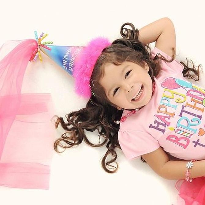 La importancia de la decoración en las fiestas infantiles