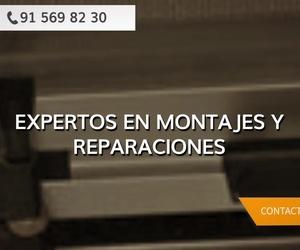 Persianas de seguridad autoblocantes precios en Madrid | Persianas Olmeda