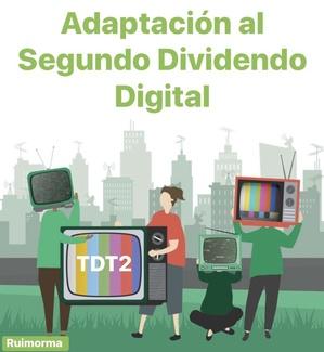 Adaptación a la TDT2 con antenistas en El Barrio del Pilar