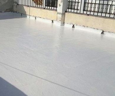 !!! Adios a las goteras !!! Impermeabilización de azoteas y terrazas con poliéster reforzado con fibra de vidrio