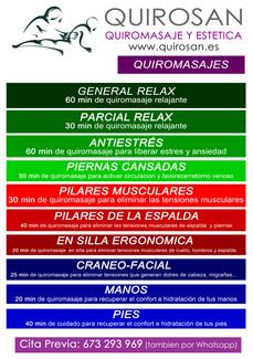Quiromasajes