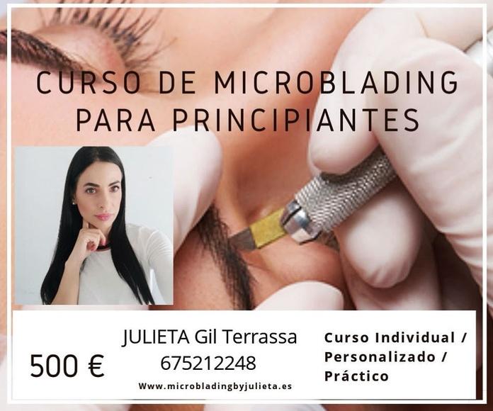 Curso microblanding