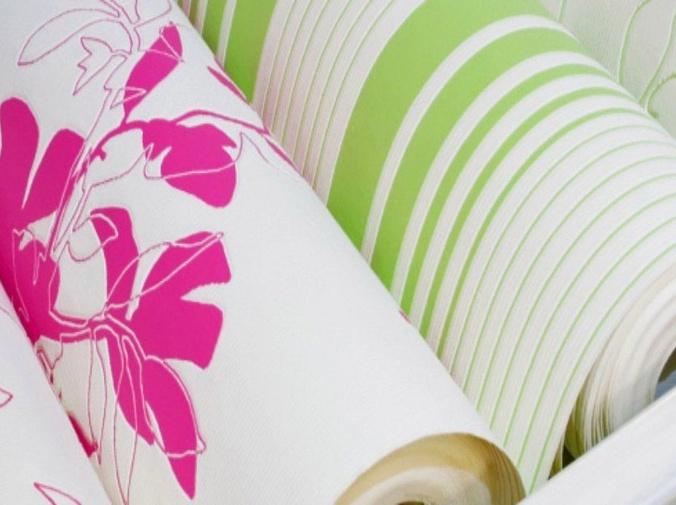Diferencias entre papel pintado vinílico y vinilizado