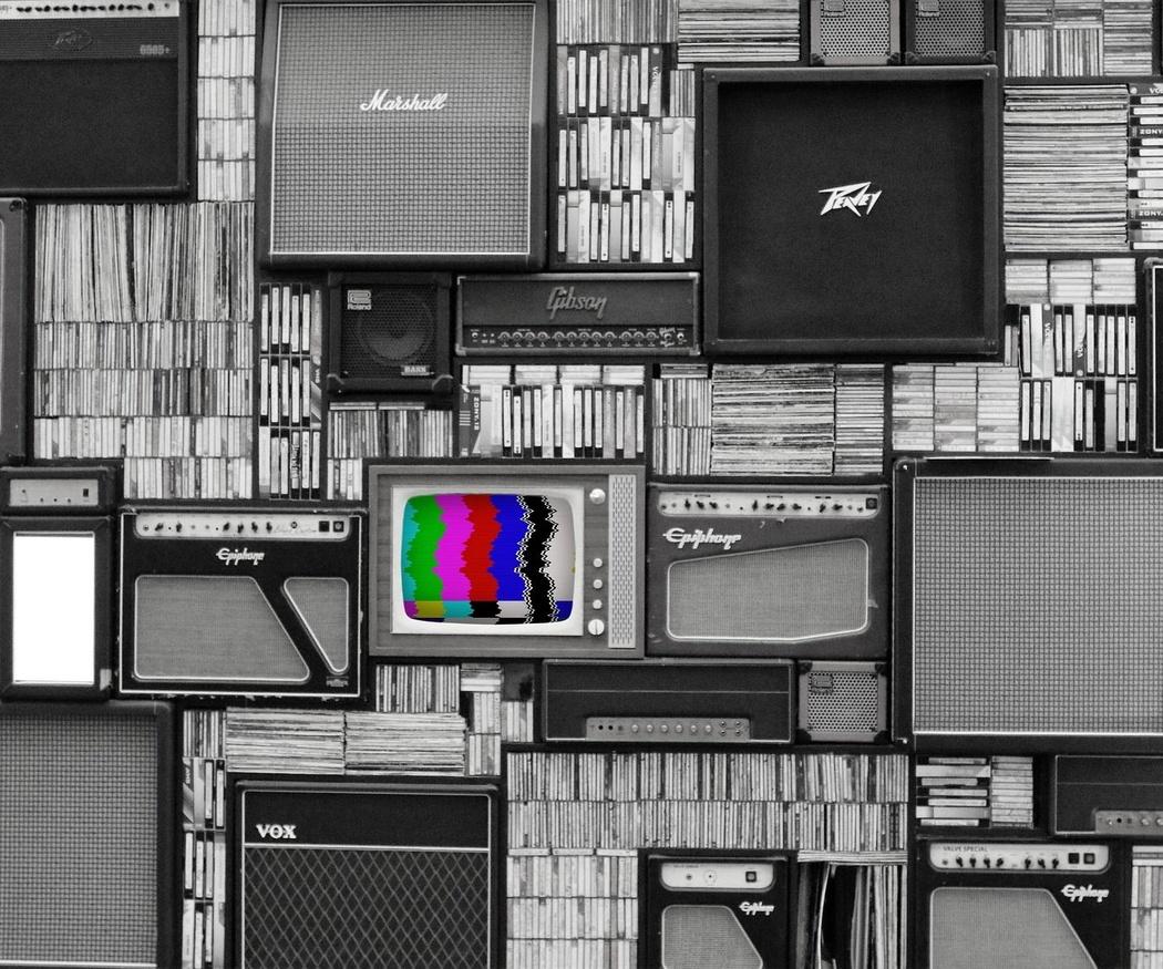 ¿Cómo llega la imagen hasta el televisor?