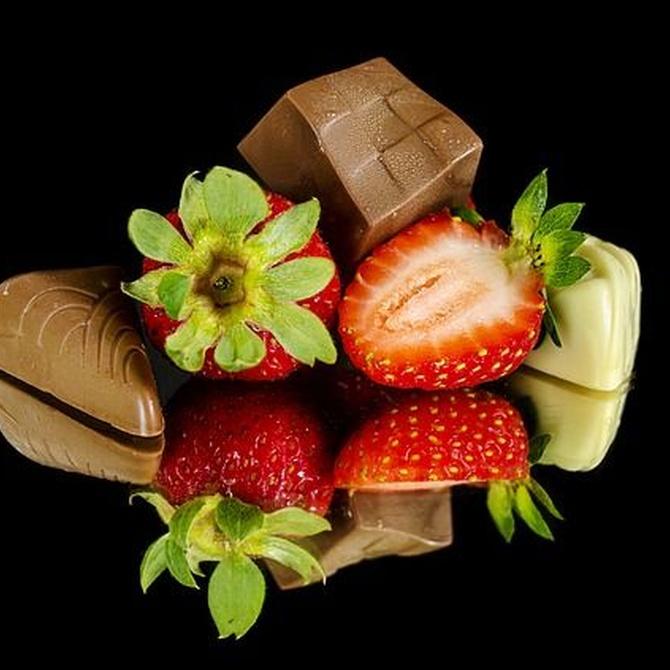 Diferentes Recetas con chocolate