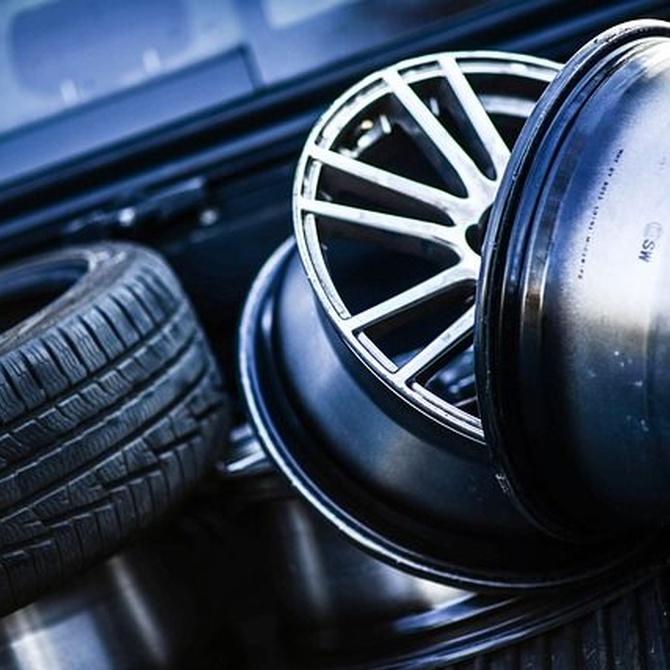 ¿Debo cambiar los neumáticos? Cómo saberlo