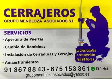 SERVICIO DE CERRAJERIA