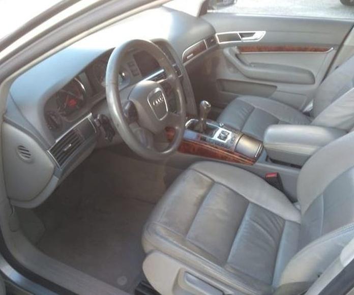 AUDI A6 3.0TDI QUATTRO AVANT FULL EQUIPE: Compra venta de coches de CODIGOCAR