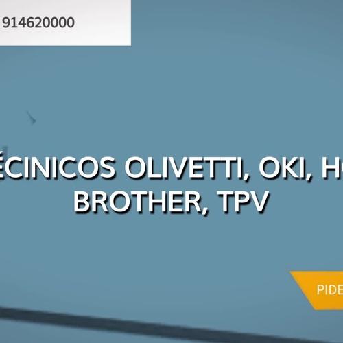 Fotocopiadoras multifunción precios únicos en Madrid | Olivetti Viso Informática