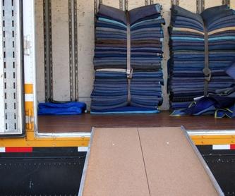 Nuestras Tarifas: Nuestros Servicios de Transportes y Mudanzas Mario