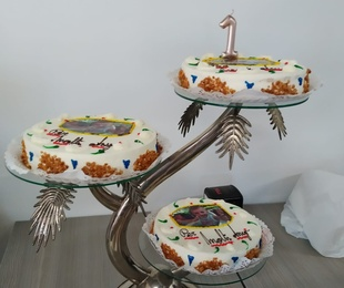Tartas personalizadas para cumpleaños