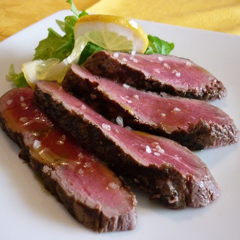Carnes: Carta de Restaurante Cafetería La Baraka