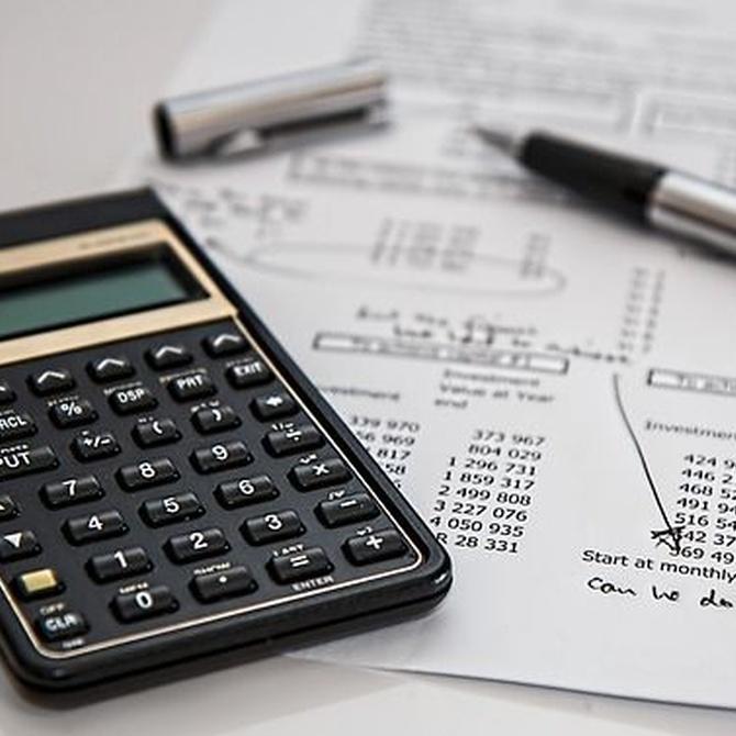 La complejidad de las cuentas de cada año fiscal