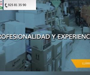 Herramientas eléctricas en Talavera de la Reina | Ortiz Muñoz