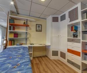 Muebles juveniles de madera maciza en Soria