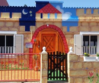 Instalaciones: Catálogo de Happy Kinder Tenerife