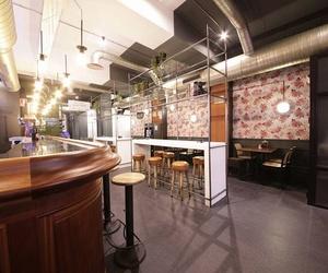 Interior de nuestro restaurante en A Coruña