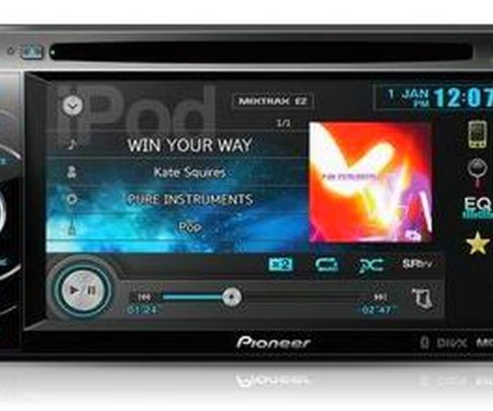 Pioneer AVH X 2500BT: Productos y Servicios de Megasound