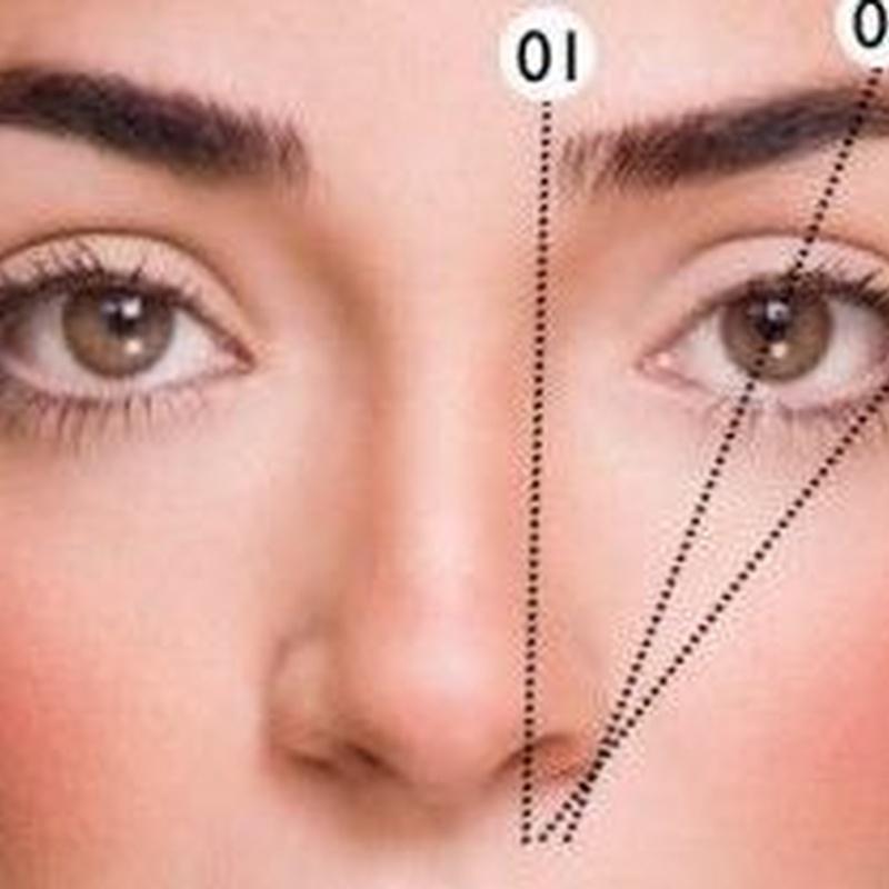 Depilación de cejas: Servicios de Bellissima Beauty Spa