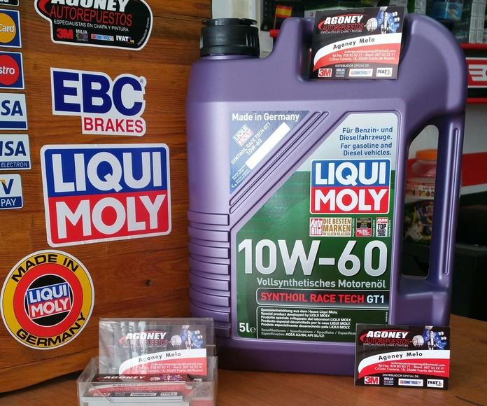LIQUI MOLY ACEITE 10W60 5L