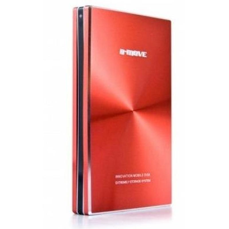 """B-Move BM-HDB03T Caja Externa HDD 2.5"""" SATA Roja : Productos y Servicios de Stylepc"""