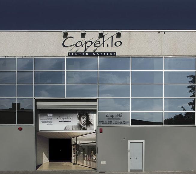 Distribuidor oficial Capel-lo: Catálogo de Alta Cosmética Maycre