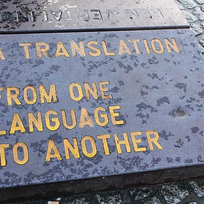 Cómo ser traductor. Lo que necesitas hoy en día