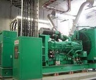 Motores Industriales: Catálogo de Energes Grupos Electrógenos