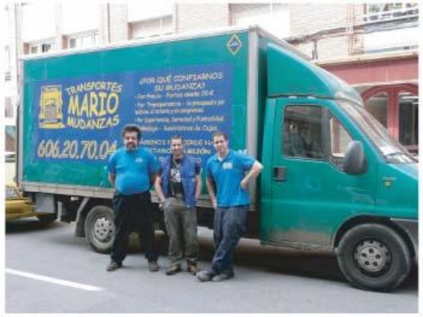 Para transportes económicos en Gijón, no dude en consultar con Transportes Mario