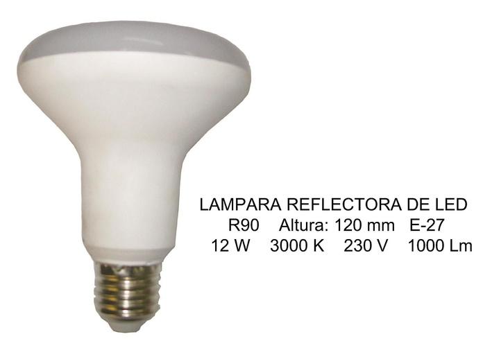 LAMPARA REFLECTORA DE LED R90