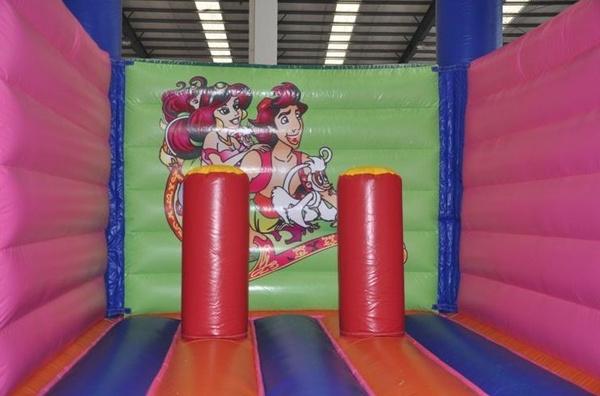 Aladin 5x4 metros