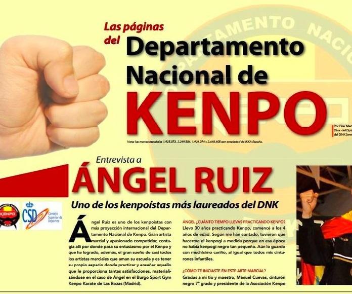 Entrevista a Ángel Ruiz