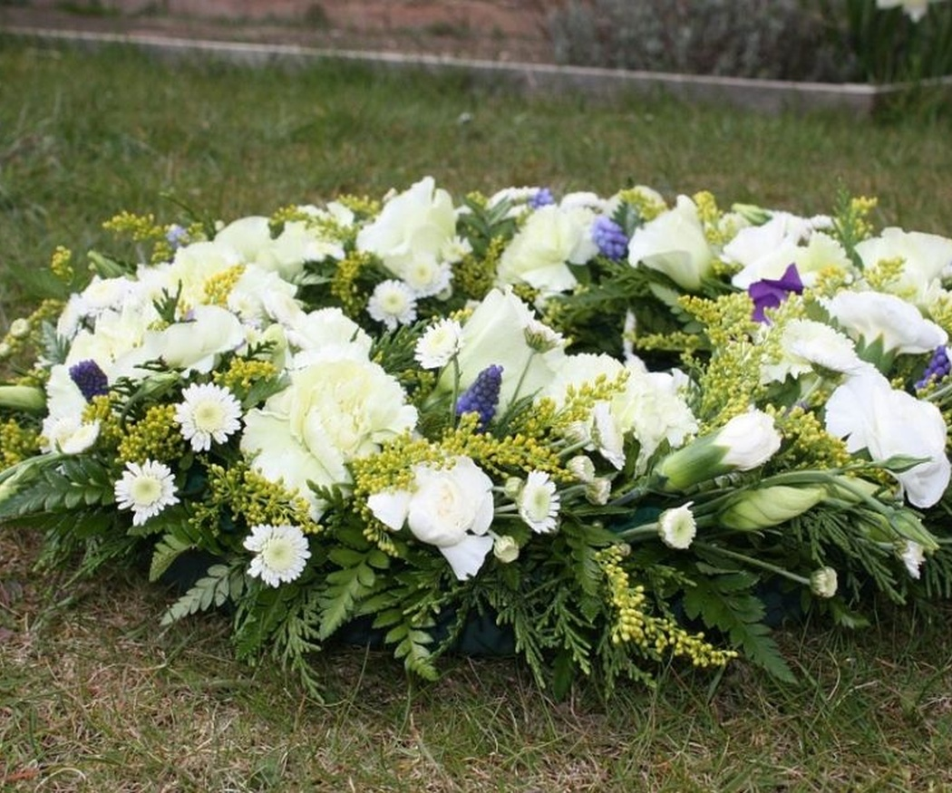 Consejos para elegir una corona de flores