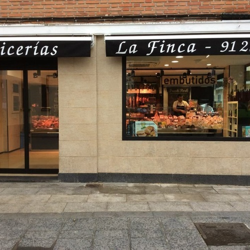 Tienda de productos de alimentación en Madrid