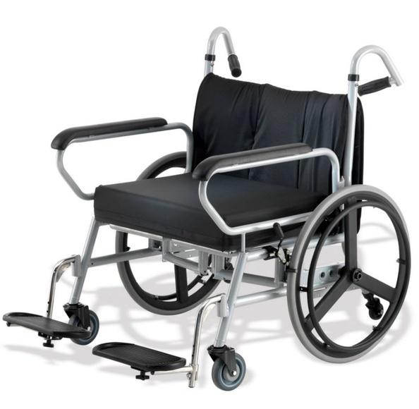 Sillas de ruedas - manuales - xxl - ayudas: Productos de Ortopedia Ca N'Oriac