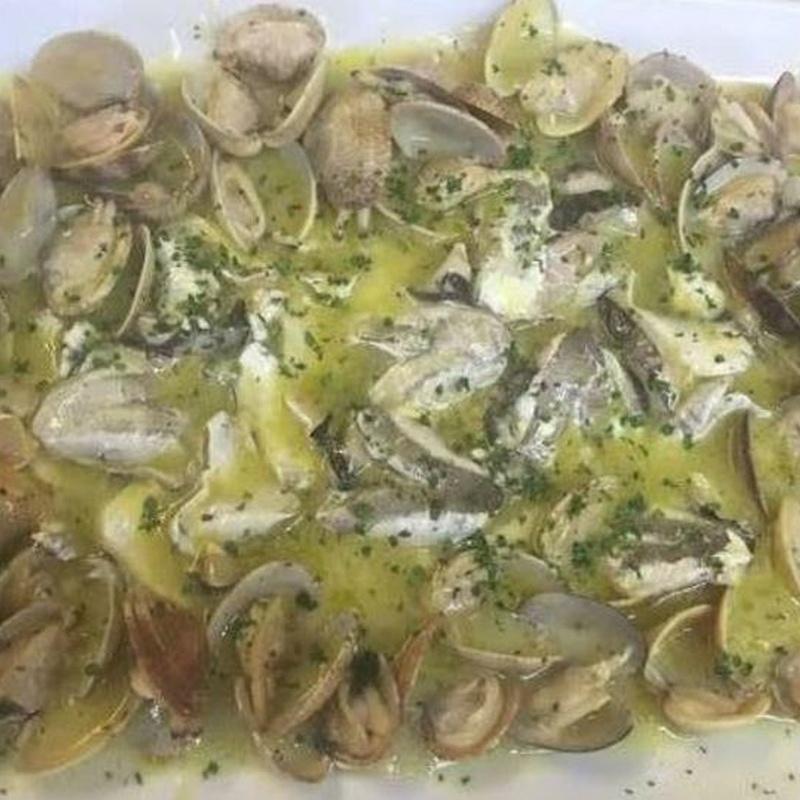 Menú a la carta - restaurante asador en Eibar