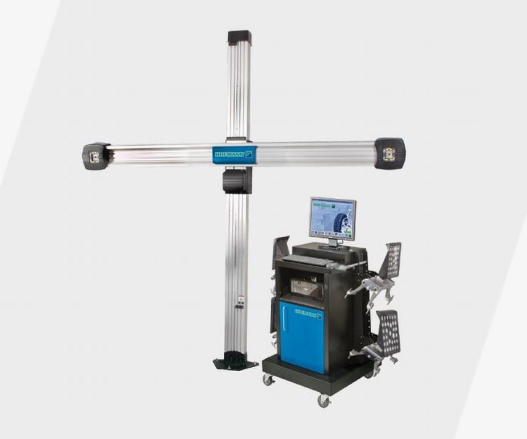El equipamiento para talleres Hofmann