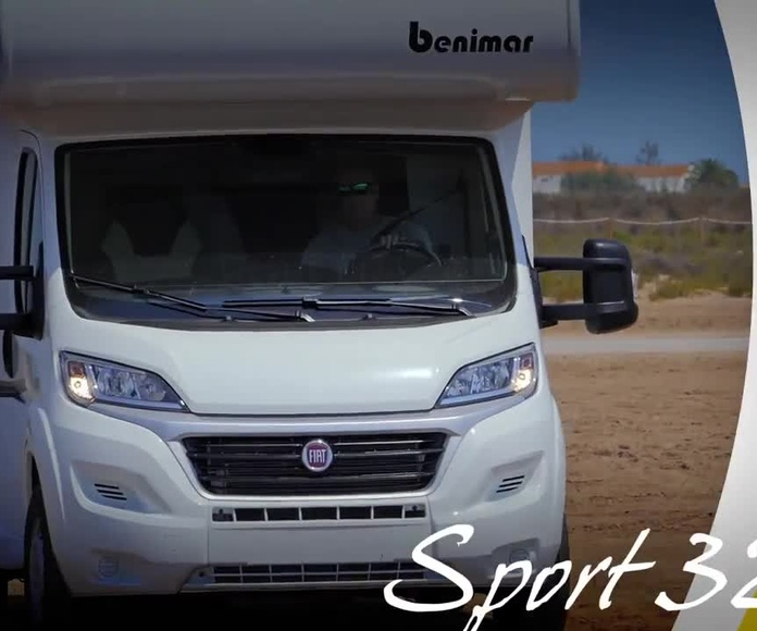 Benimar Sport 323