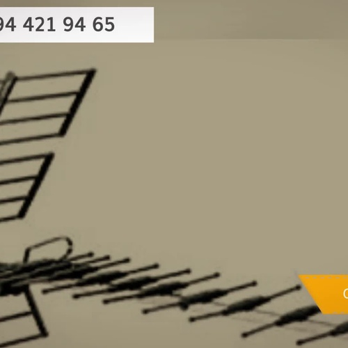 Instalación de antenas en Bilbao | Antenavisión