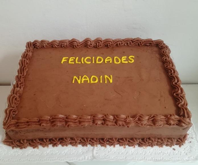 tarta de chocolate tradicional